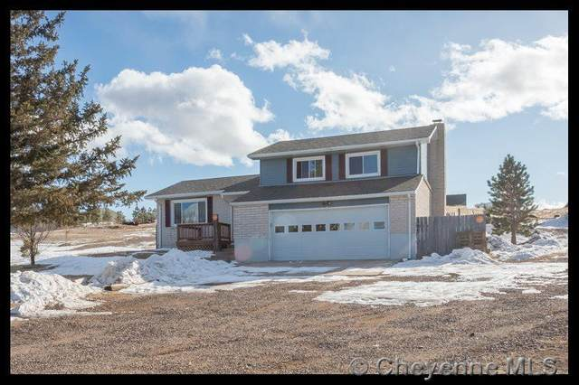 10507 E Polo Plate, Cheyenne, WY 82009 (MLS #78744) :: RE/MAX Capitol Properties