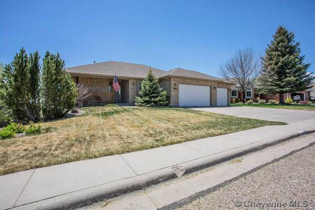 3023 Thomas Rd, Cheyenne, WY 82009 (MLS #78749) :: RE/MAX Capitol Properties