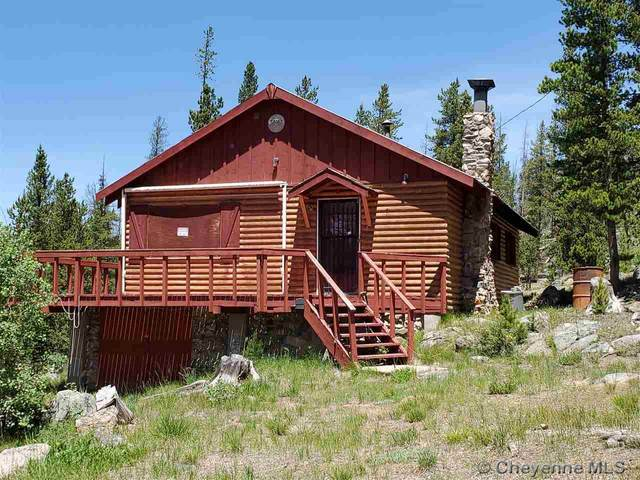 203 Forest Service Rd 543, Laramie, WY 82070 (MLS #78760) :: RE/MAX Capitol Properties