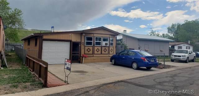 811 Broken Wheel Ct, Cheyenne, WY 82007 (MLS #78774) :: RE/MAX Capitol Properties