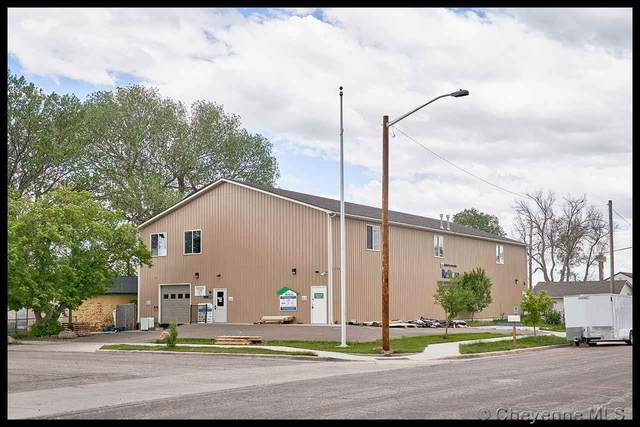 1721 Ames Ave, Cheyenne, WY 82001 (MLS #78785) :: RE/MAX Capitol Properties