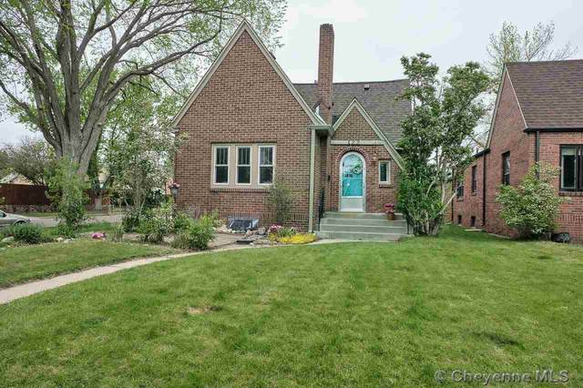 122 W 2ND AVE, Cheyenne, WY 82001 (MLS #78789) :: RE/MAX Capitol Properties