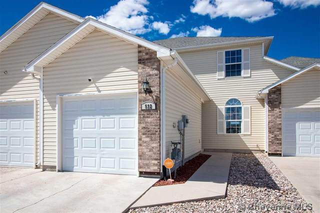 522 Queens Rd, Cheyenne, WY 82007 (MLS #78803) :: RE/MAX Capitol Properties