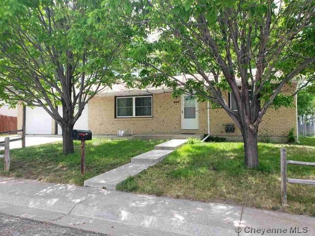 907 19TH ST, Wheatland, WY 82201 (MLS #78810) :: RE/MAX Capitol Properties