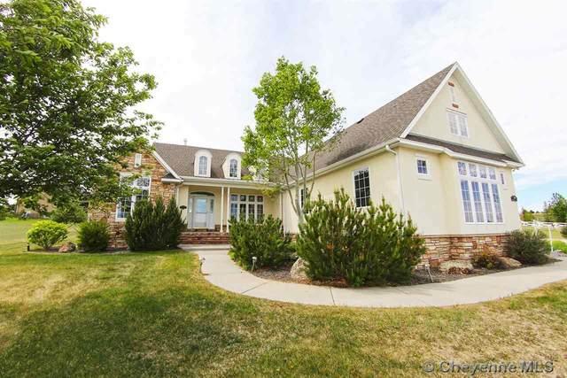 7390 Buckskin Trl, Cheyenne, WY 82009 (MLS #78828) :: RE/MAX Capitol Properties