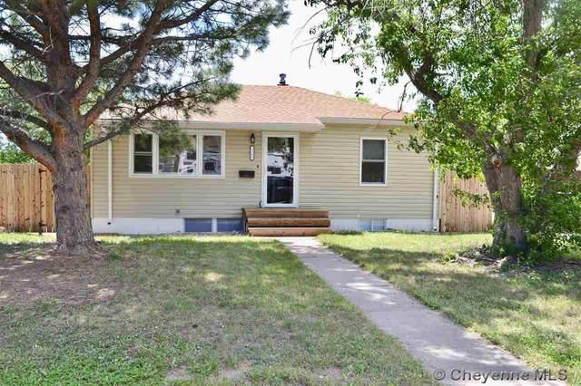 3340 Alexander Ave, Cheyenne, WY 82001 (MLS #78829) :: RE/MAX Capitol Properties