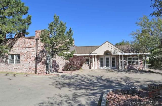 1810 Pioneer Ave, Cheyenne, WY 82001 (MLS #78876) :: RE/MAX Capitol Properties