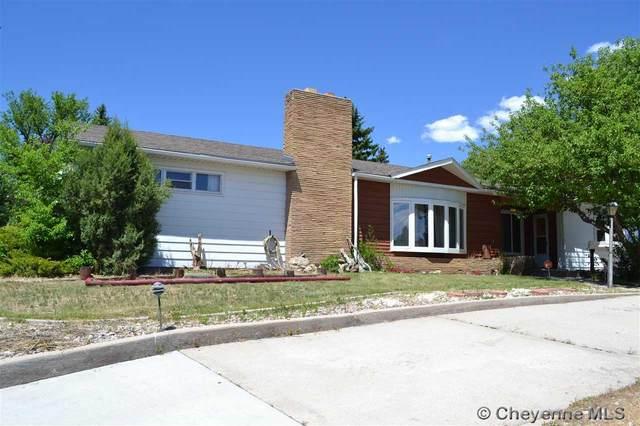 2846 Kelley Dr, Cheyenne, WY 82001 (MLS #78948) :: RE/MAX Capitol Properties