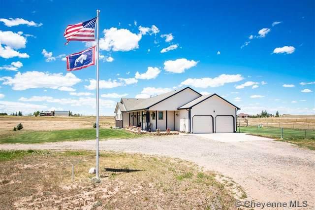 3528 Road 212, Cheyenne, WY 82009 (MLS #79075) :: RE/MAX Capitol Properties