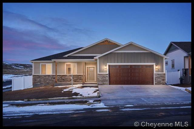 5333 Carmel Dr, Cheyenne, WY 82009 (MLS #79115) :: RE/MAX Capitol Properties