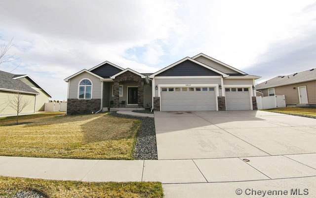 1411 Miracle Parkway, Cheyenne, WY 82009 (MLS #79118) :: RE/MAX Capitol Properties