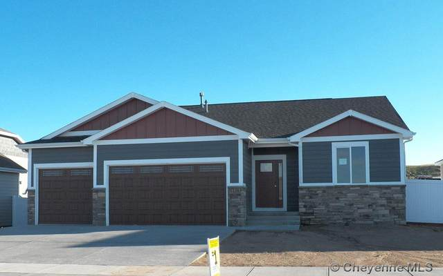 5325 Carmel Dr, Cheyenne, WY 82009 (MLS #79128) :: RE/MAX Capitol Properties