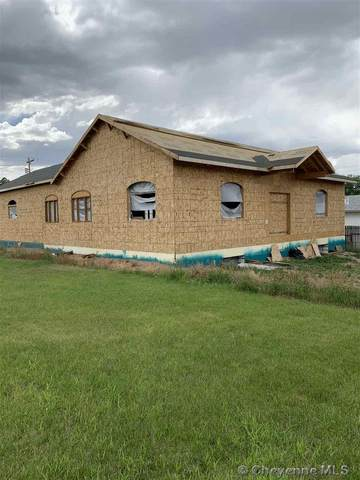 77 12TH ST, Wheatland, WY 82201 (MLS #79150) :: RE/MAX Capitol Properties
