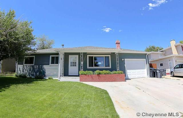 3946 E 6TH ST, Cheyenne, WY 82001 (MLS #79175) :: RE/MAX Capitol Properties