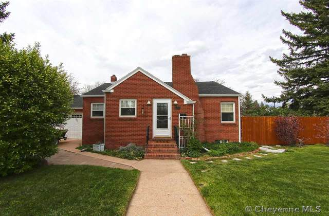 900 Foyer Ave, Cheyenne, WY 82001 (MLS #79189) :: RE/MAX Capitol Properties
