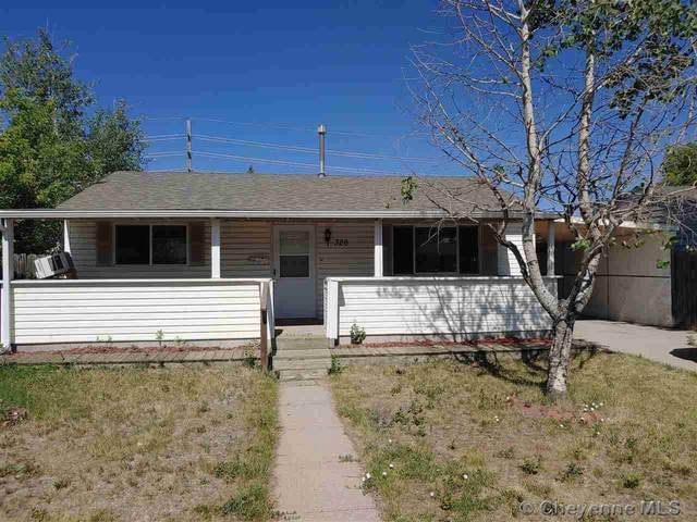326 Stinson Ave, Cheyenne, WY 82007 (MLS #79208) :: RE/MAX Capitol Properties