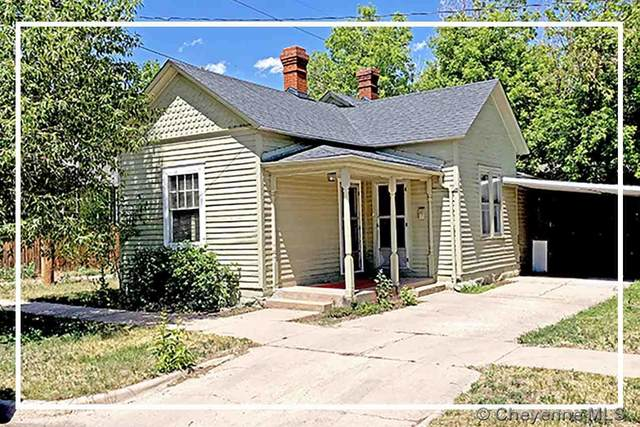 1911 Van Lennen Ave, Cheyenne, WY 82001 (MLS #79210) :: RE/MAX Capitol Properties