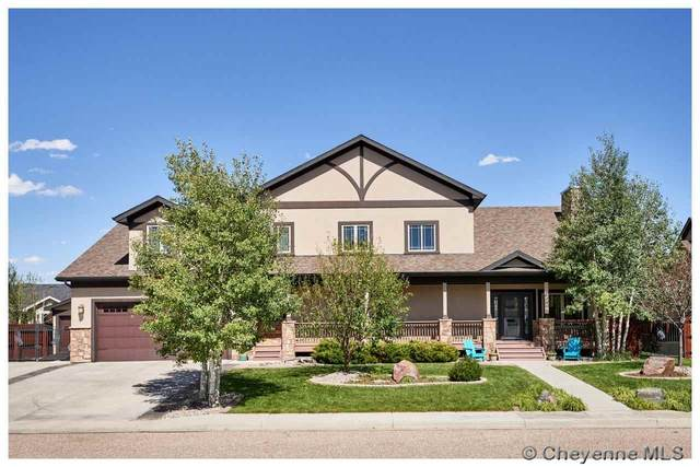 7521 Robin Dr, Cheyenne, WY 82009 (MLS #79211) :: RE/MAX Capitol Properties