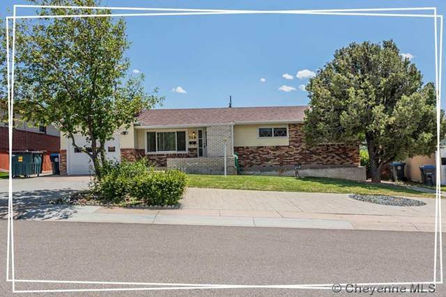 719 Hirst St, Cheyenne, WY 82009 (MLS #79212) :: RE/MAX Capitol Properties
