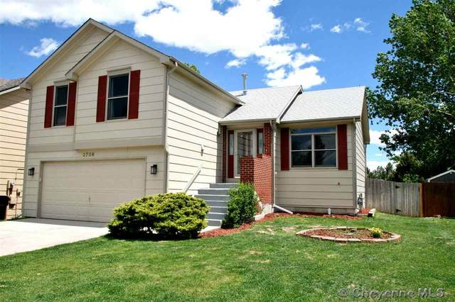 3706 Silvergate Dr, Cheyenne, WY 82001 (MLS #79213) :: RE/MAX Capitol Properties