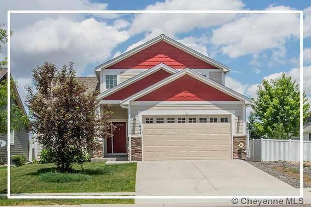 1024 Wendy Ln, Cheyenne, WY 82009 (MLS #79216) :: RE/MAX Capitol Properties