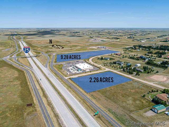 TBD Hynds Blvd, Cheyenne, WY 82009 (MLS #79243) :: RE/MAX Capitol Properties