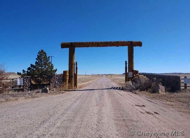 0 Pine Ridge Ranch, Fort Laramie, WY 82212 (MLS #79258) :: RE/MAX Capitol Properties