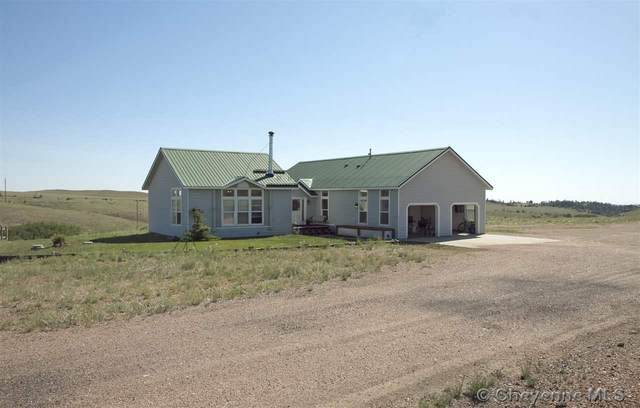 54 Iron Horse Rd, Buford, WY 82052 (MLS #79260) :: RE/MAX Capitol Properties