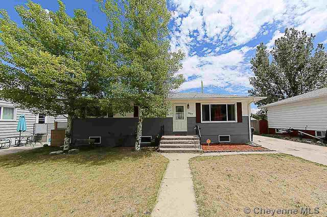 1007 Cahill Dr, Cheyenne, WY 82001 (MLS #79263) :: RE/MAX Capitol Properties