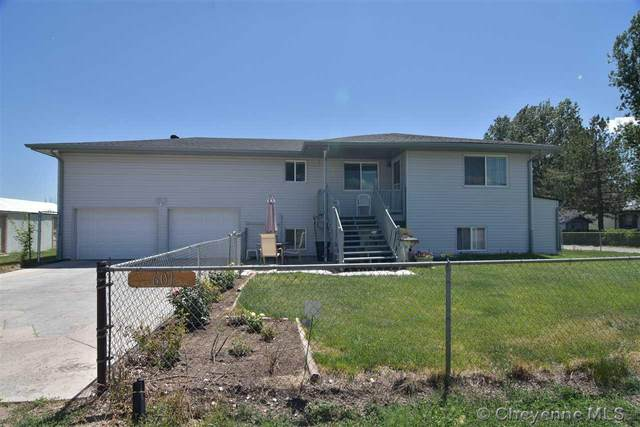 601 E Jefferson Rd, Cheyenne, WY 82007 (MLS #79267) :: RE/MAX Capitol Properties