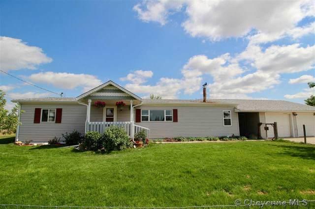 195 Antelope Gap Rd, Wheatland, WY 82201 (MLS #79275) :: RE/MAX Capitol Properties
