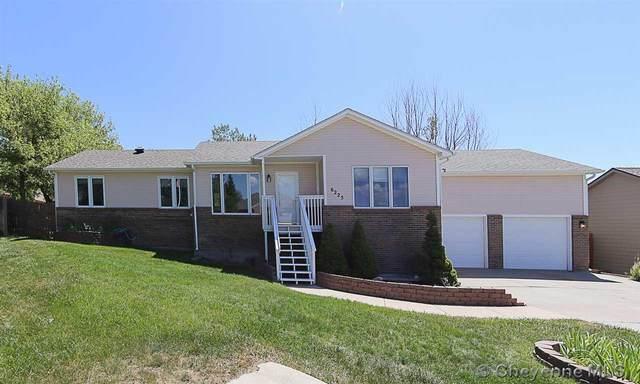 6225 Kemp Hill Dr, Cheyenne, WY 82009 (MLS #79280) :: RE/MAX Capitol Properties