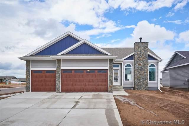 LOT 9 Arrowleaf Dr, Cheyenne, WY 82007 (MLS #79299) :: RE/MAX Capitol Properties