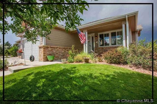 3544 Shenandoah St, Cheyenne, WY 82001 (MLS #79329) :: RE/MAX Capitol Properties