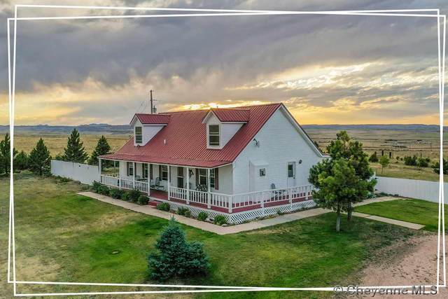 1212 Tennessee Rd, Cheyenne, WY 82009 (MLS #79342) :: RE/MAX Capitol Properties