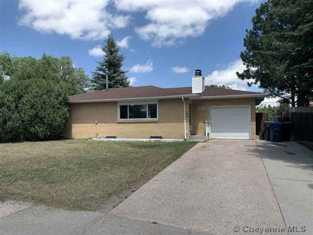 5305 Greybull Ave, Cheyenne, WY 82009 (MLS #79364) :: RE/MAX Capitol Properties