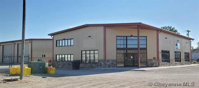 1851 Oak St, Wheatland, WY 82201 (MLS #79389) :: RE/MAX Capitol Properties