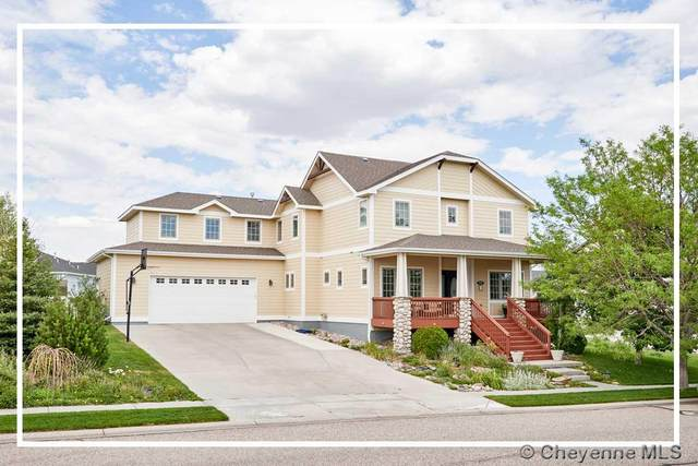 7151 Legacy Parkway, Cheyenne, WY 82009 (MLS #79406) :: RE/MAX Capitol Properties