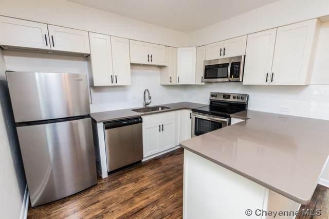 828 Stevens Dr, Cheyenne, WY 82001 (MLS #79426) :: RE/MAX Capitol Properties