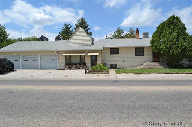 907 16TH ST, Wheatland, WY 82201 (MLS #79430) :: RE/MAX Capitol Properties