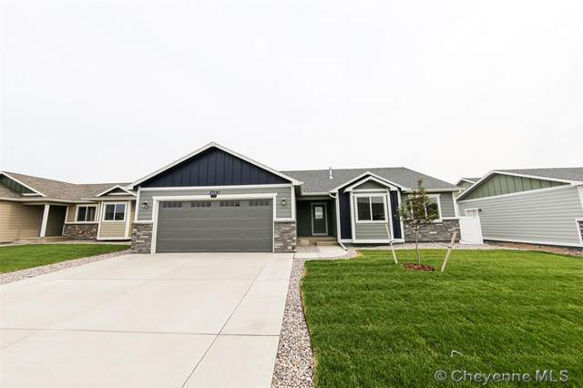 3904 Red Feather Tr, Cheyenne, WY 82001 (MLS #79482) :: RE/MAX Capitol Properties