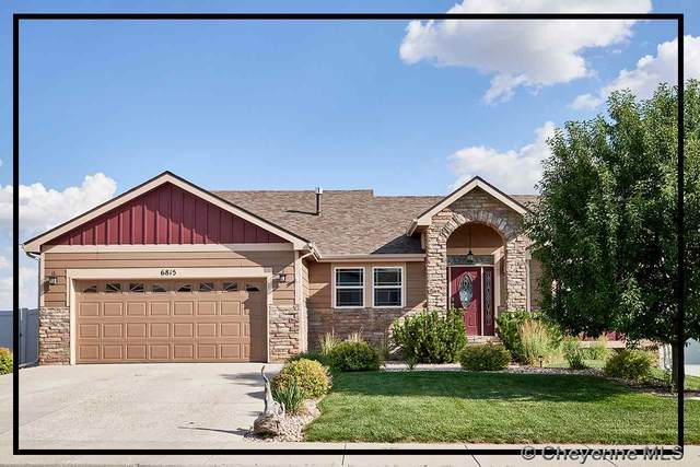 6815 Snowy River Rd, Cheyenne, WY 82001 (MLS #79509) :: RE/MAX Capitol Properties