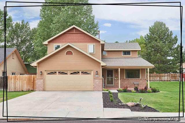 1140 Centennial Dr, Cheyenne, WY 82001 (MLS #79524) :: RE/MAX Capitol Properties