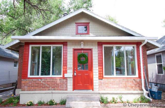 3200 Bent Ave, Cheyenne, WY 82001 (MLS #79535) :: RE/MAX Capitol Properties
