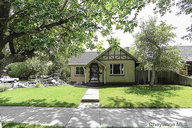 3521 Pioneer Ave, Cheyenne, WY  (MLS #79548) :: RE/MAX Capitol Properties