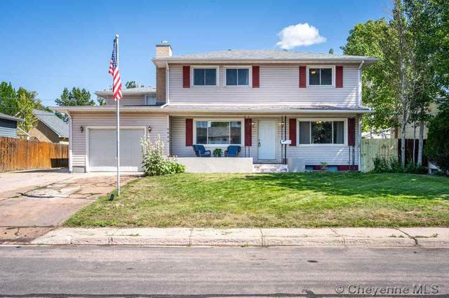 4004 E 6TH ST, Cheyenne, WY 82001 (MLS #79557) :: RE/MAX Capitol Properties