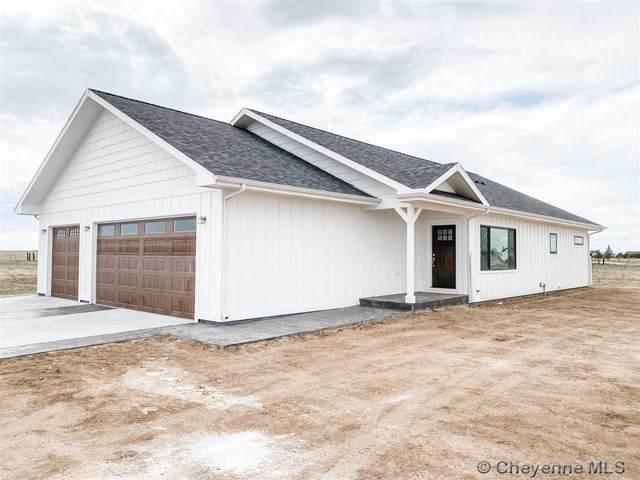 698 Jaymers Ln, Granite Canon, WY 82054 (MLS #79559) :: RE/MAX Capitol Properties
