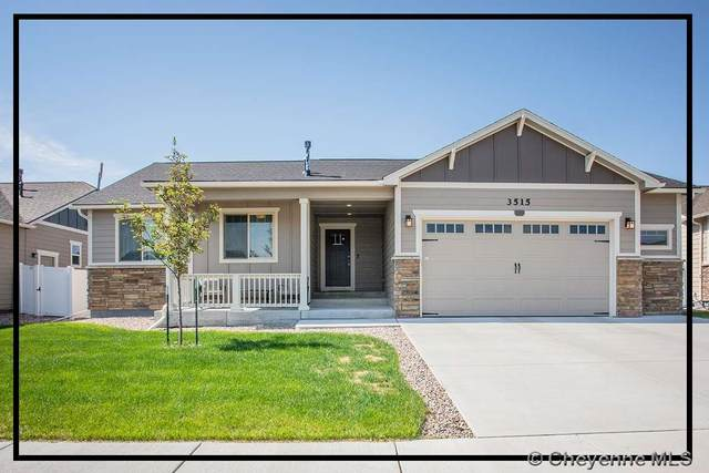 3515 Sowell St, Cheyenne, WY 82009 (MLS #79561) :: RE/MAX Capitol Properties