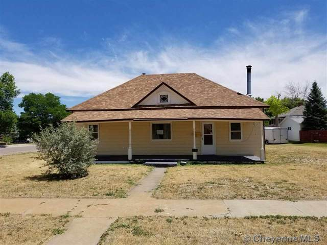 908 10TH ST, Wheatland, WY 82201 (MLS #79568) :: RE/MAX Capitol Properties