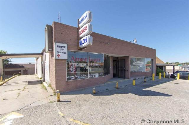 2107 E Lincolnway, Cheyenne, WY 82001 (MLS #79571) :: RE/MAX Capitol Properties